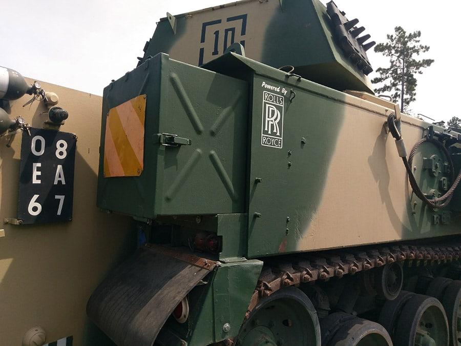 Drive a Tank Savannah GA | The Combat Zone