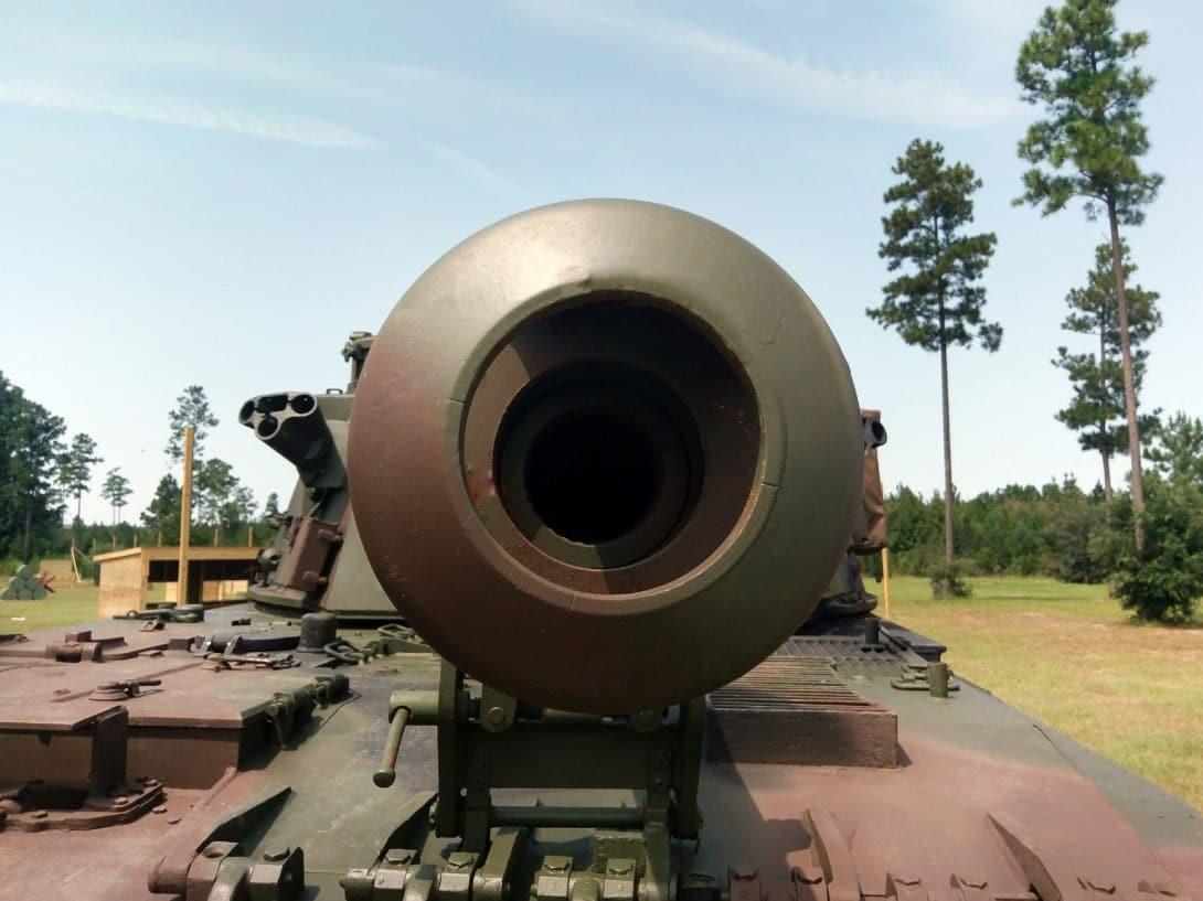 Drive a Tank | The Combat Zone Savannah GA