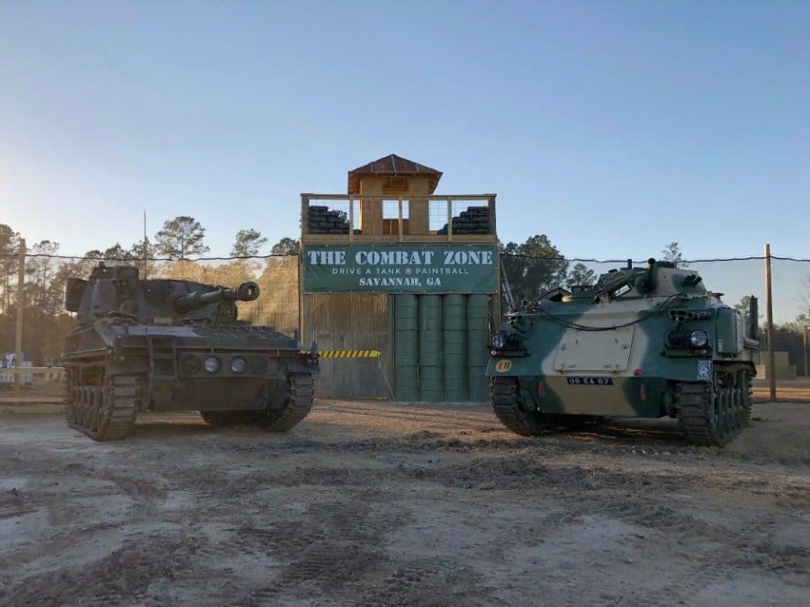 Bachelor, Bachelorette Parties Savannah GA | The Combat Zone