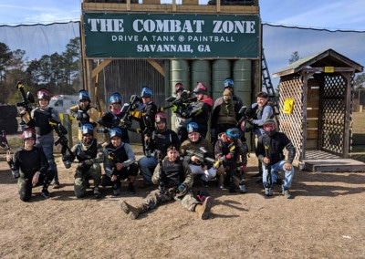 paintball groups savannah
