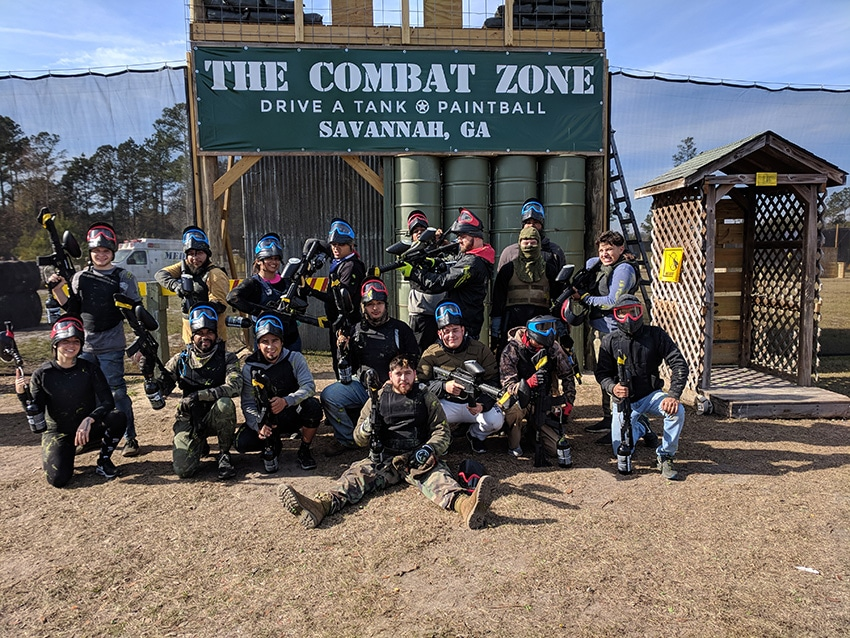 Bachelor, Bachelorette Parties Savannah GA | The Combat Zone