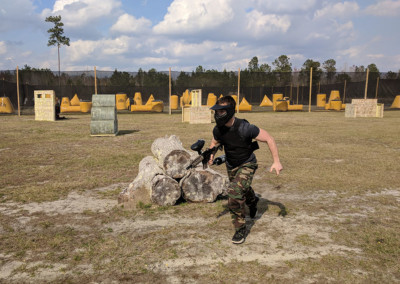 paintball savannah