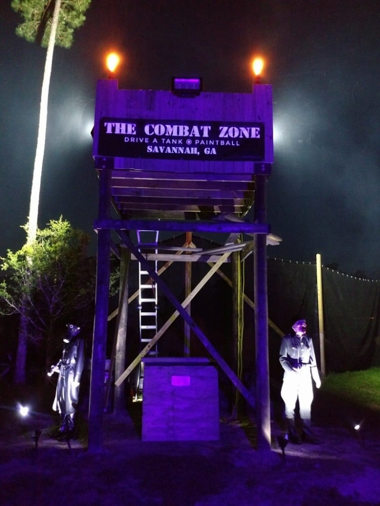 Paintball Savannah GA | The Combat Zone